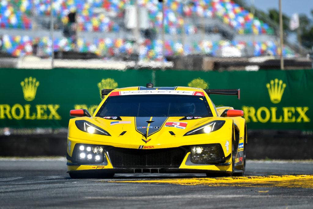 WEC | Corvette conferma i programmi per la 6 Ore di Spa e la 24 Ore di Le Mans