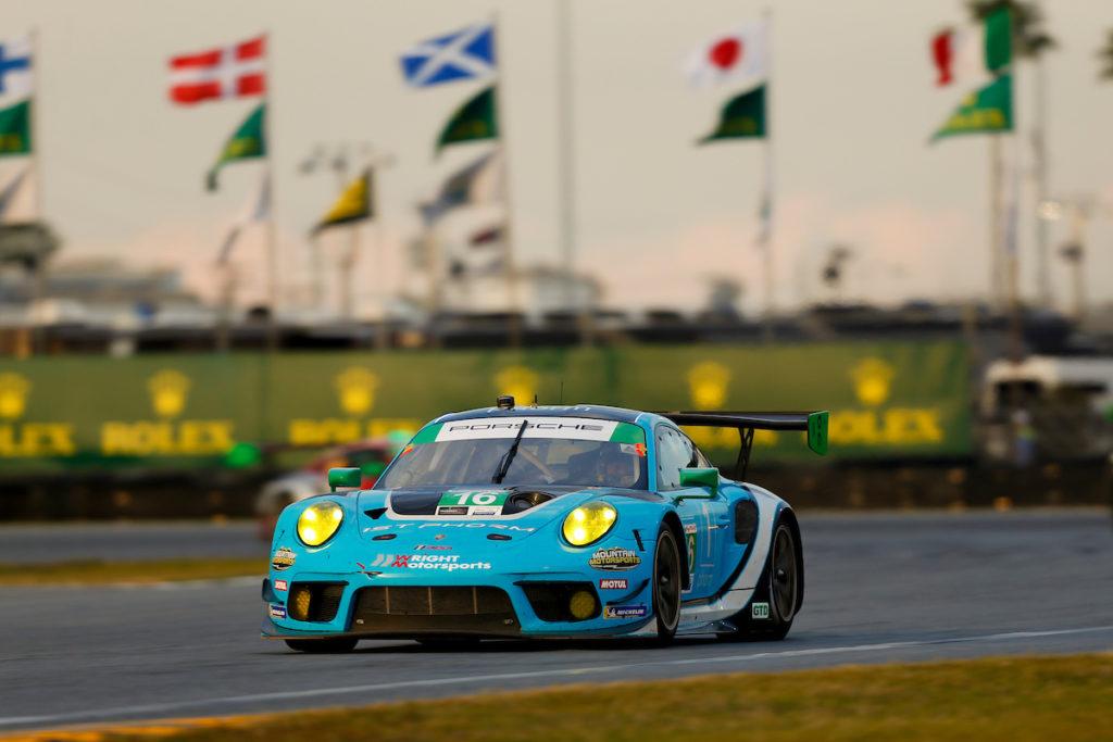 IMSA | Ancora stop per Hardwick: Hindman sulla Porsche di Wright Motorsports a Sebring