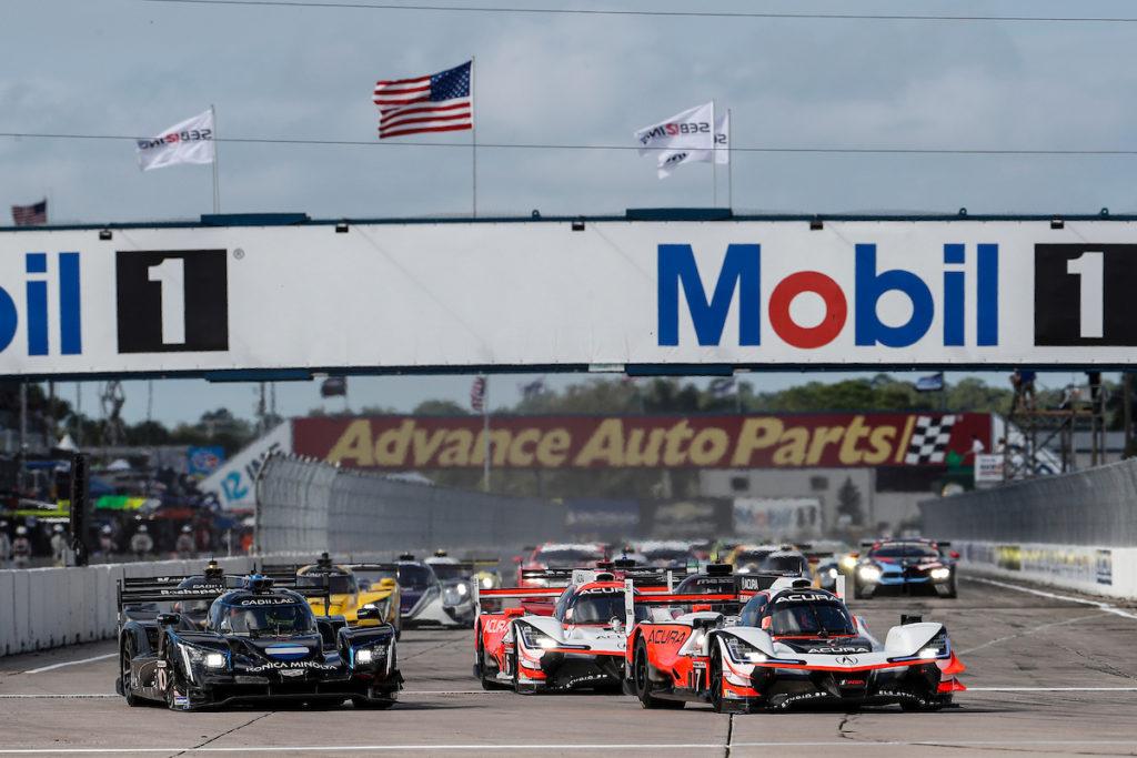 IMSA | Ecco anche l'entry list della 12 Ore di Sebring: 36 auto al via