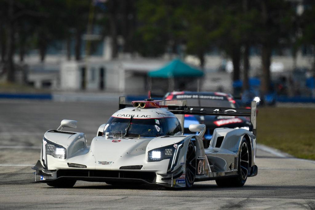 IMSA | 12 Ore di Sebring, 6a ora: Chip Ganassi guida la corsa con van der Zande