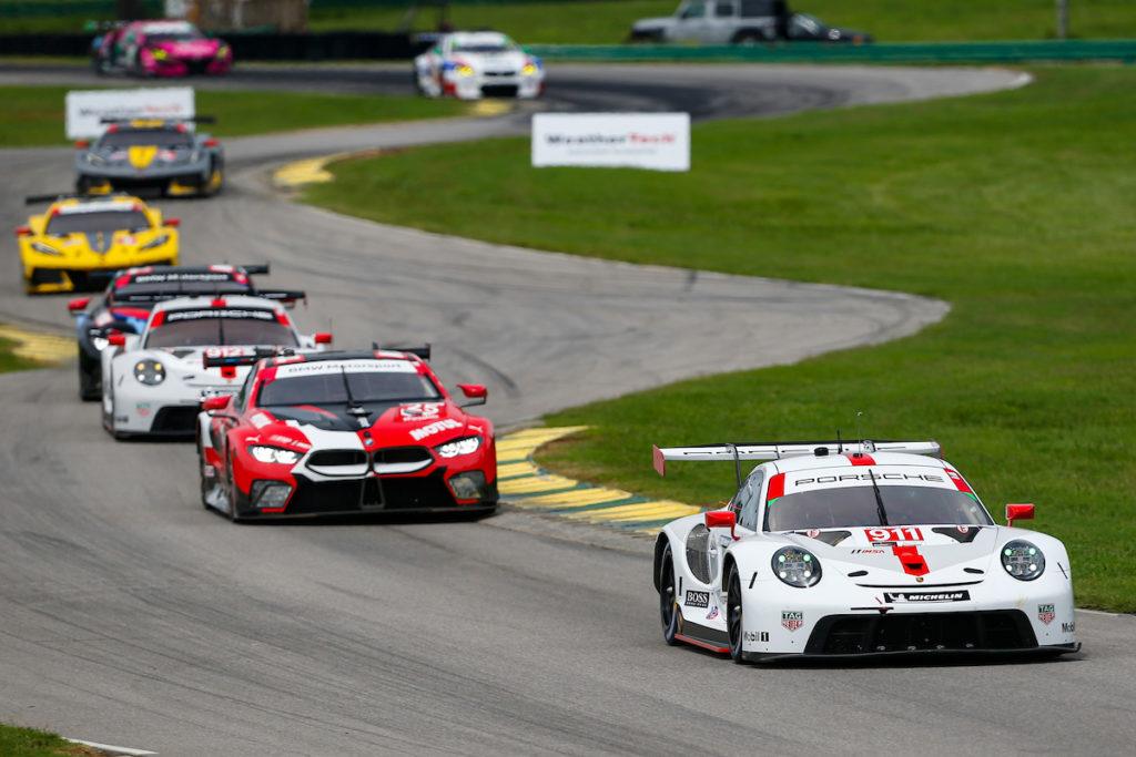 IMSA | In risposta a Le Mans: cambio date per Virginia e Road Atlanta