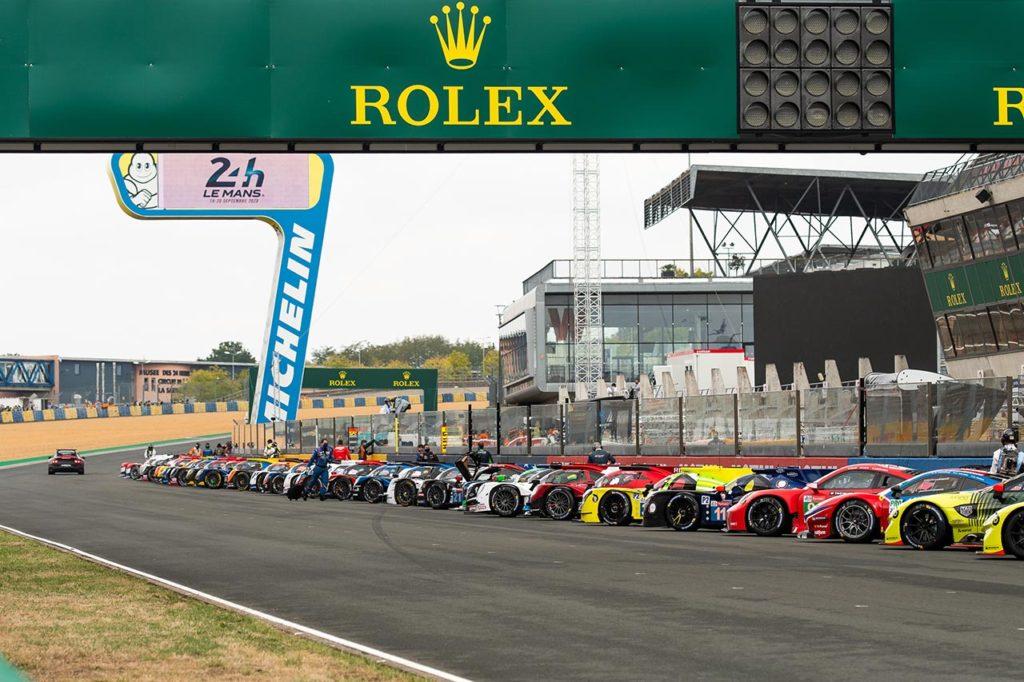 WEC   Svelata l'entry list della 24 Ore di Le Mans: confermate 62 auto