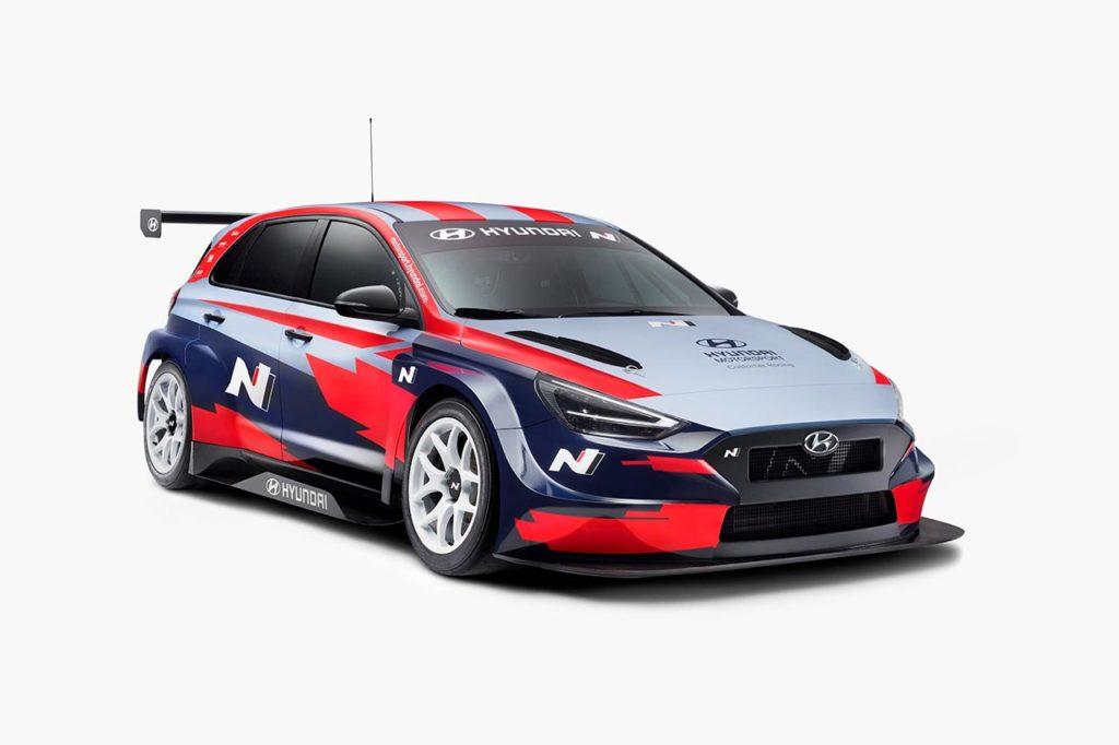 WTCR | Nuovi aggiornamenti per la Hyundai i30 N TCR in vista del 2021