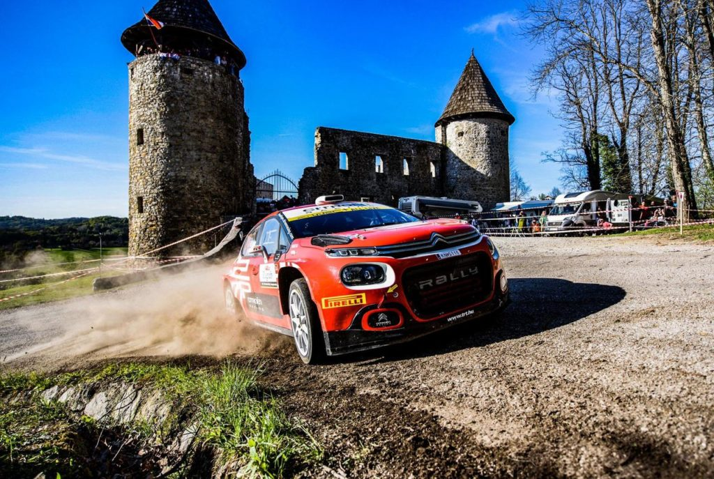 WRC | Il Rally Croazia di Citroen: il campione WRC2 Mads Ostberg inizia con una vittoria, Rossel e Ciamin in testa nel WRC3