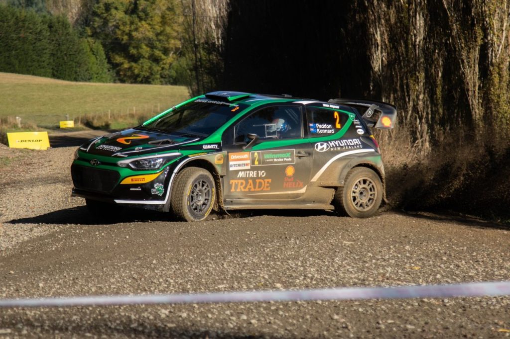 La stagione 2021 di Hayden Paddon parte con l'ennesimo trionfo al Rally Otago