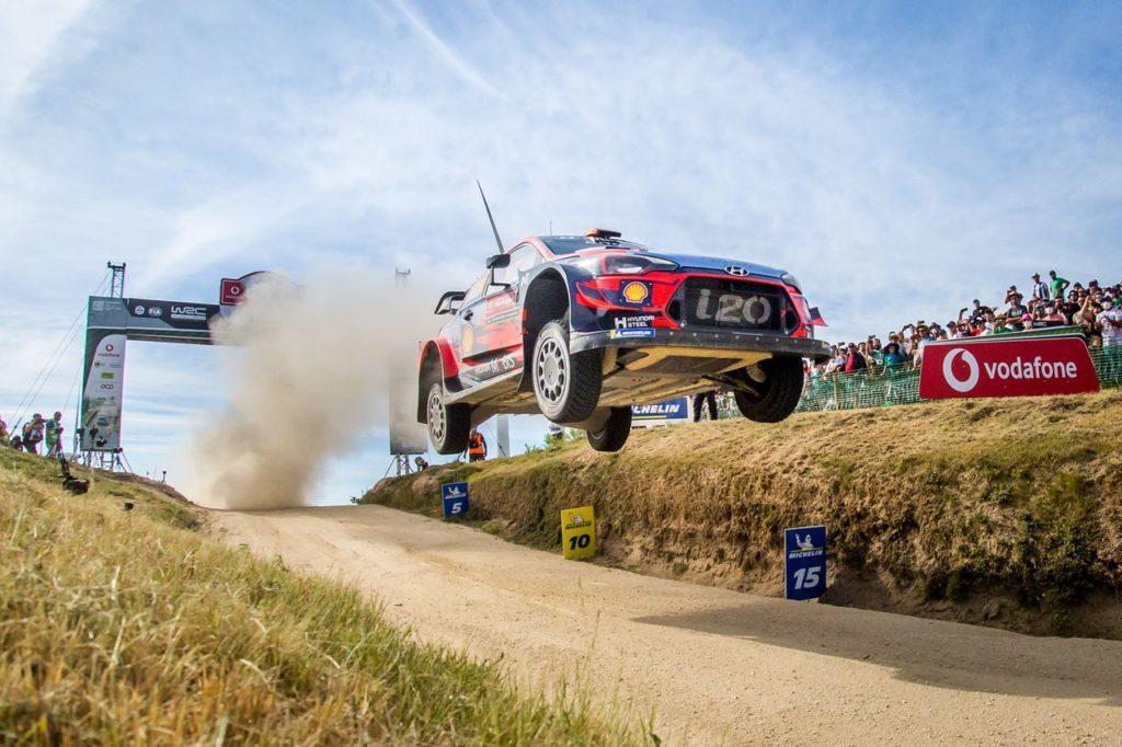 WRC | Gli equipaggi Hyundai selezionati per il Rally Portogallo. Ma tiene banco il caso Sanremo