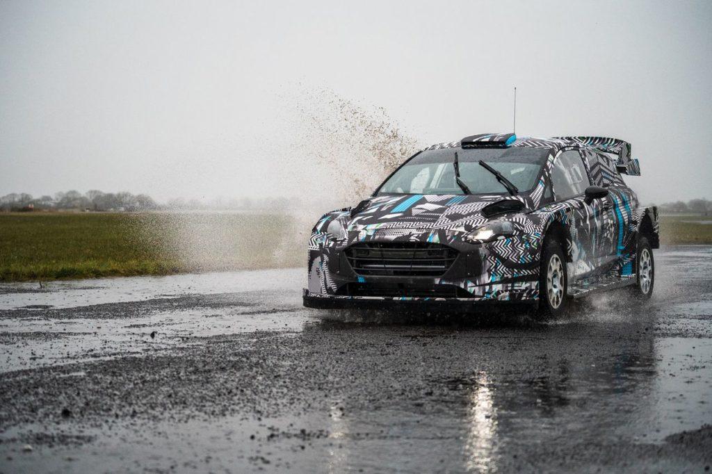 WRC | M-Sport inizia a svelare il prototipo ibrido in gara dal 2022