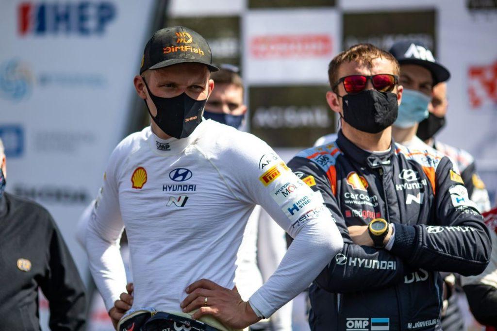 WRC | La frustrazione di Tanak dopo il Rally Croazia, non totalmente a suo agio con la Hyundai i20 WRC su asfalto