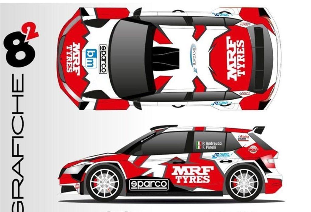 CIRT | Rally Adriatico, parte la stagione di Andreucci con Skoda e il team M33 di Max Rendina