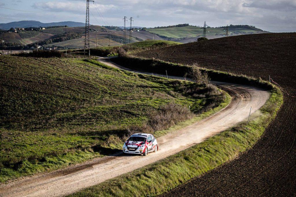 Peugeot Competition | Il 208 Rally Cup Top scatta da Sanremo con la nuova 208 Rally4 protagonista