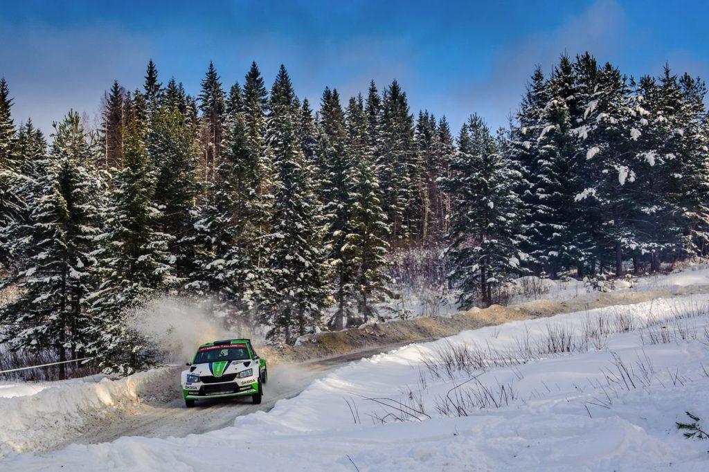 WRC | Il Rally Svezia 2022 si sposta ulteriormente a nord