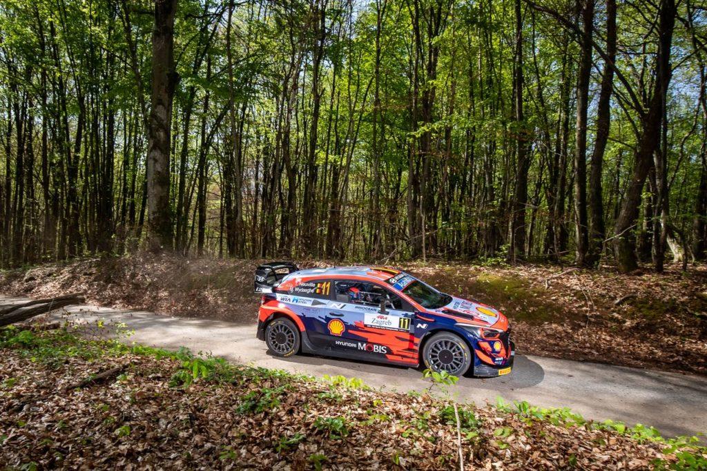 WRC | Rally Croazia 2021, Neuville leader della prima mattinata. Si ritira Rovanpera [VIDEO]
