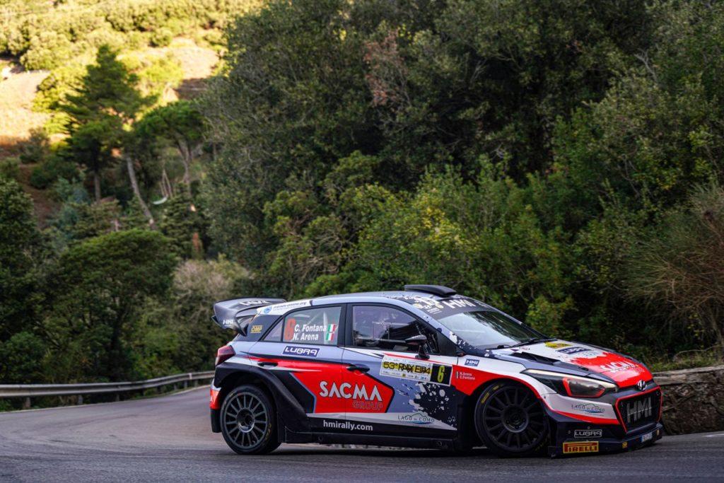 CIWRC | Rallye Elba 2021, gli iscritti nella prima gara del campionato