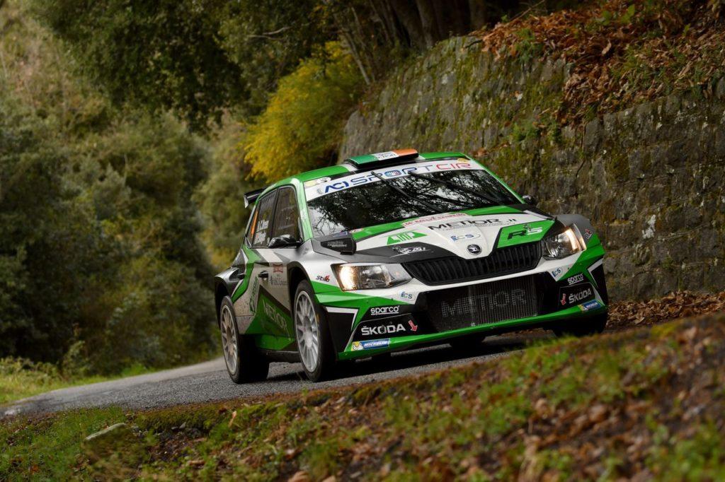 CIR | Rallye Sanremo 2021, una start list notevole e sorprendente. E Sparco lancia il Gaming Rally Contest