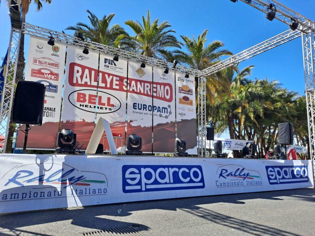 CIR   Rallye Sanremo 2021, la copertura mediatica e la programmazione tv e streaming