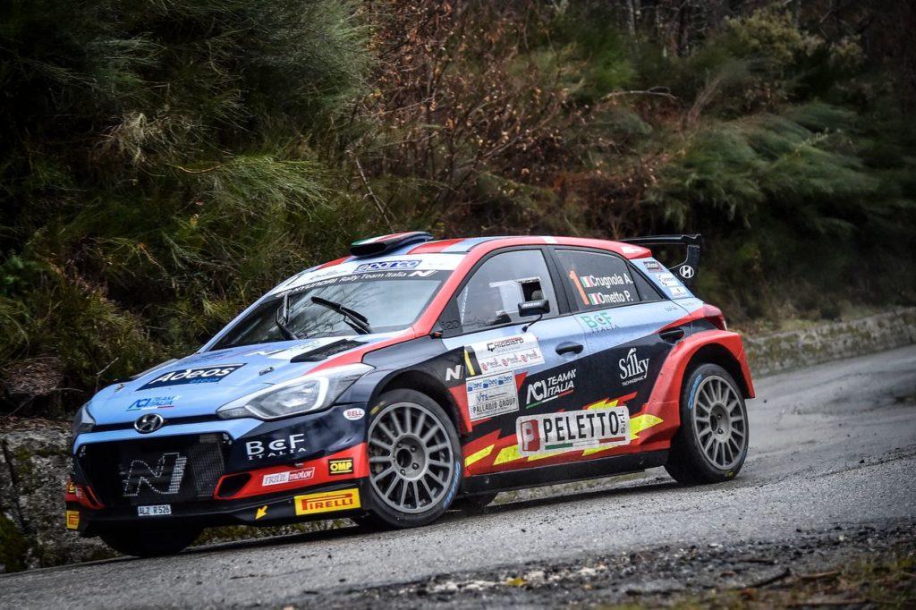 Dopo il Rallye Sanremo: i commenti di Crugnola e Breen. Neuville apprezza i progressi del nuovo copilota