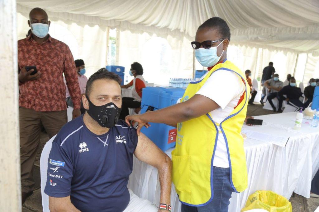 WRC | Campagna vaccinale per il personale del Safari Rally. Partono le spedizioni in Kenya delle attrezzature dei team