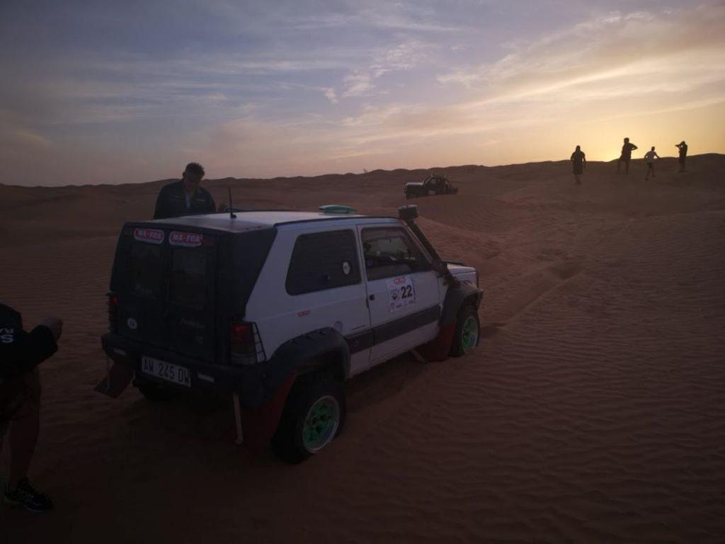 Sahara Racing Cup, in corso l'avventura off road in Tunisia supportata da MaFra [VIDEO]