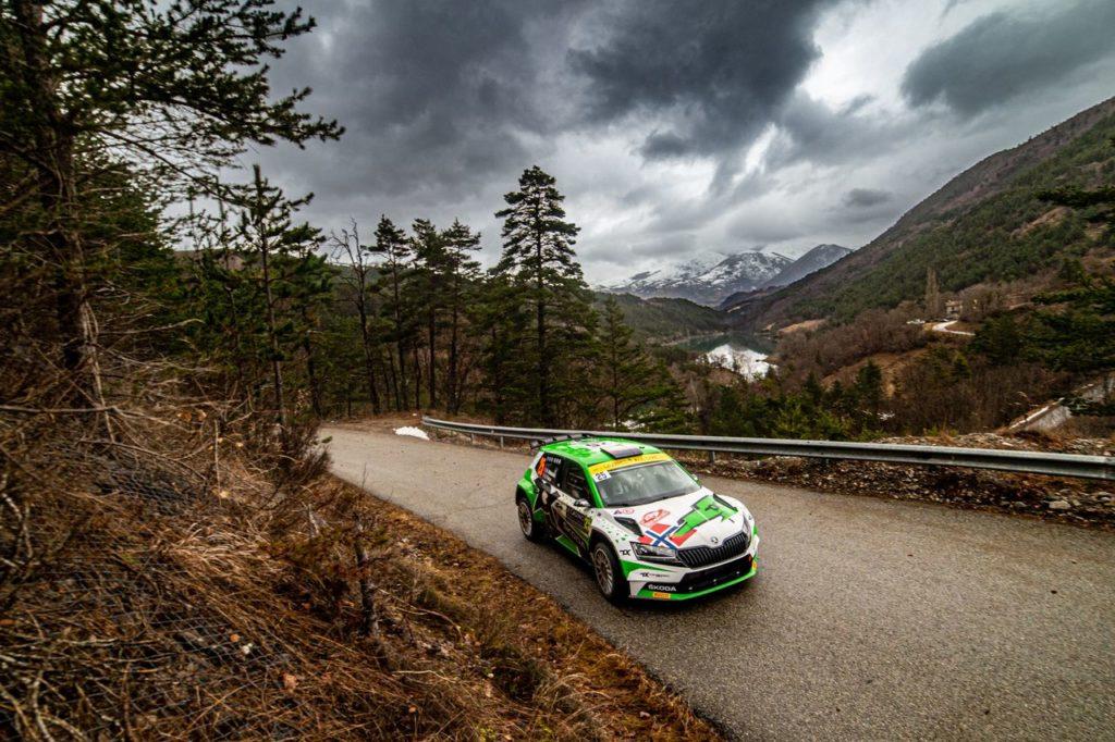 """WRC2   Mikkelsen: """"Gli asfalti del Rally Croazia dovrebbero essere adatti alla Skoda Fabia Rally2 Evo"""""""