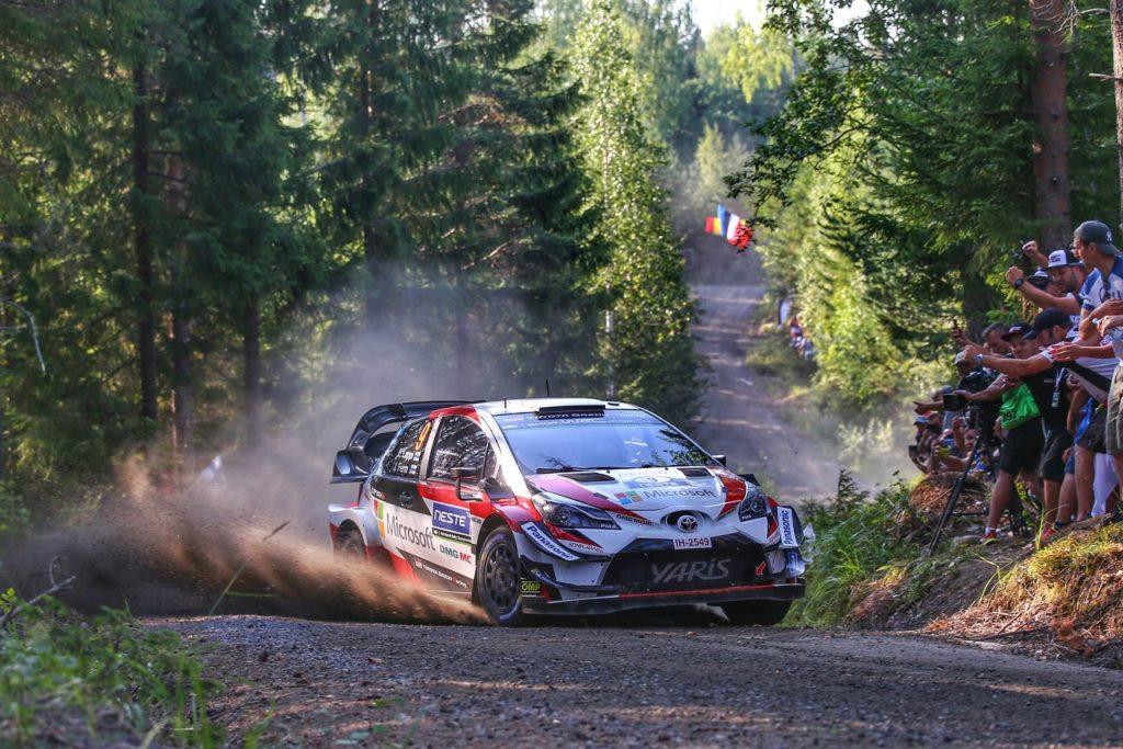 WRC   I team premono per l'ingresso di USA, Cina, India e Russia nel calendario. Rally Finlandia 2021, rischio slittamento?