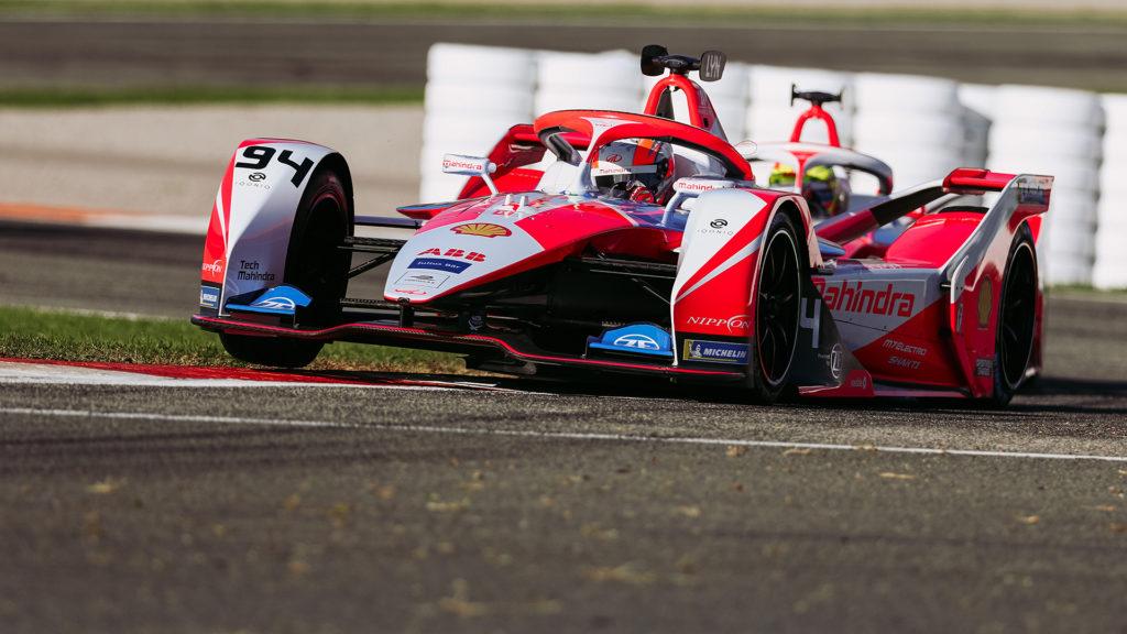 Formula E   Mahindra speranzosa a Valencia dopo il podio di Sims a Roma