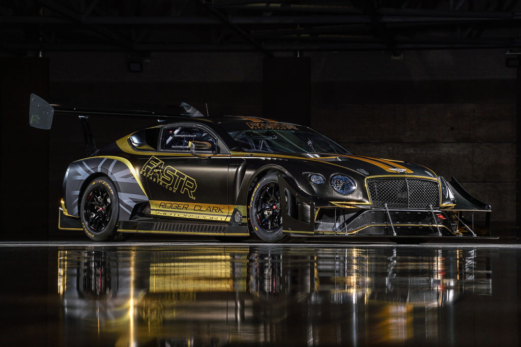 Pikes Peak | Bentley al via con una Continental GT3 modificata e con biocarburante