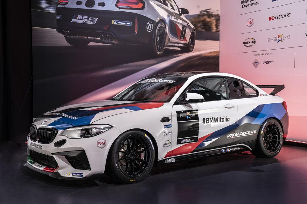Presentato ufficialmente la BMW M2 CS Racing Cup Italy: avrà il supporto di ACI Sport