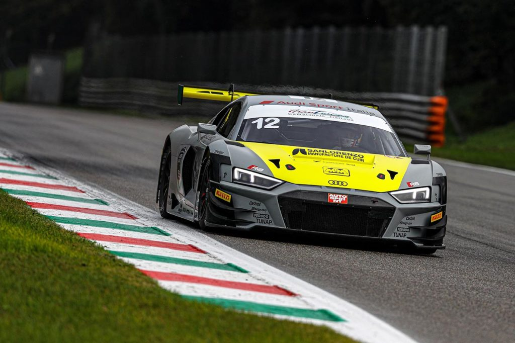 CIGT   Agostini-Ferrari sulla seconda Audi Sport Italia, Drudi per l'Endurance