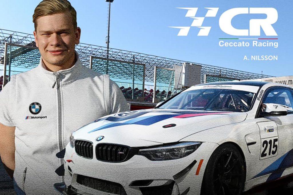 CIGT   Endurance, Nilsson al fianco di Neri e Fascicolo sulla BMW GT4 di Ceccato Racing