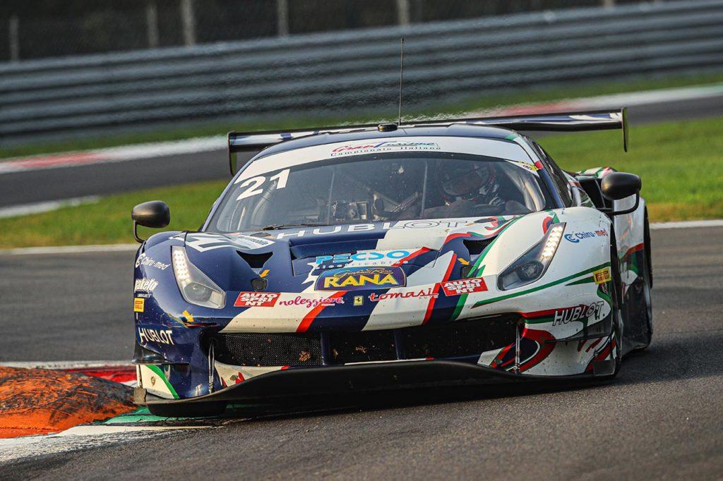 CIGT | AF Corse aggiunge due Ferrari per il 2021: i Mann, padre e figlio, con Cressoni e Casè