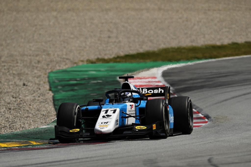 F2 | Test Barcellona, Giorno 2: Verschoor impone il passo con MP Motorsport