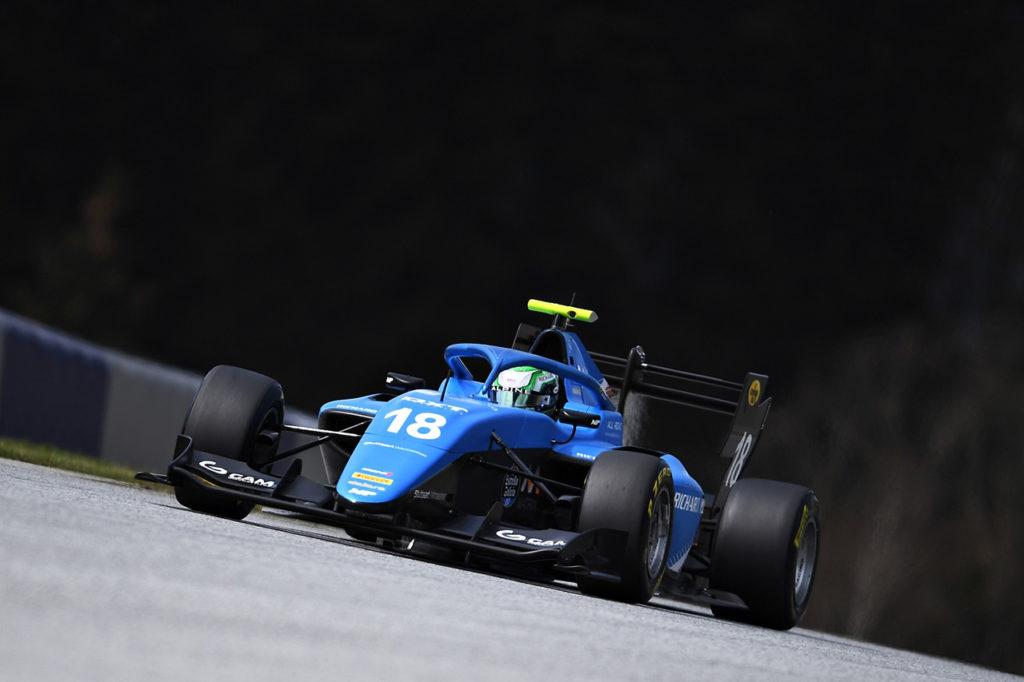 F3 | Test Spielberg, Giorno 2: Collet migliora il record della pista con MP Motorsport
