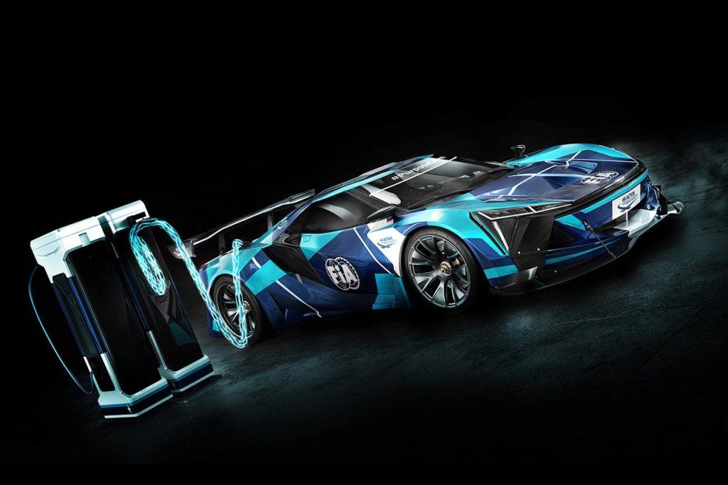 La FIA lancia le GT elettriche: ecco tutti i dettagli tecnici sul regolamento