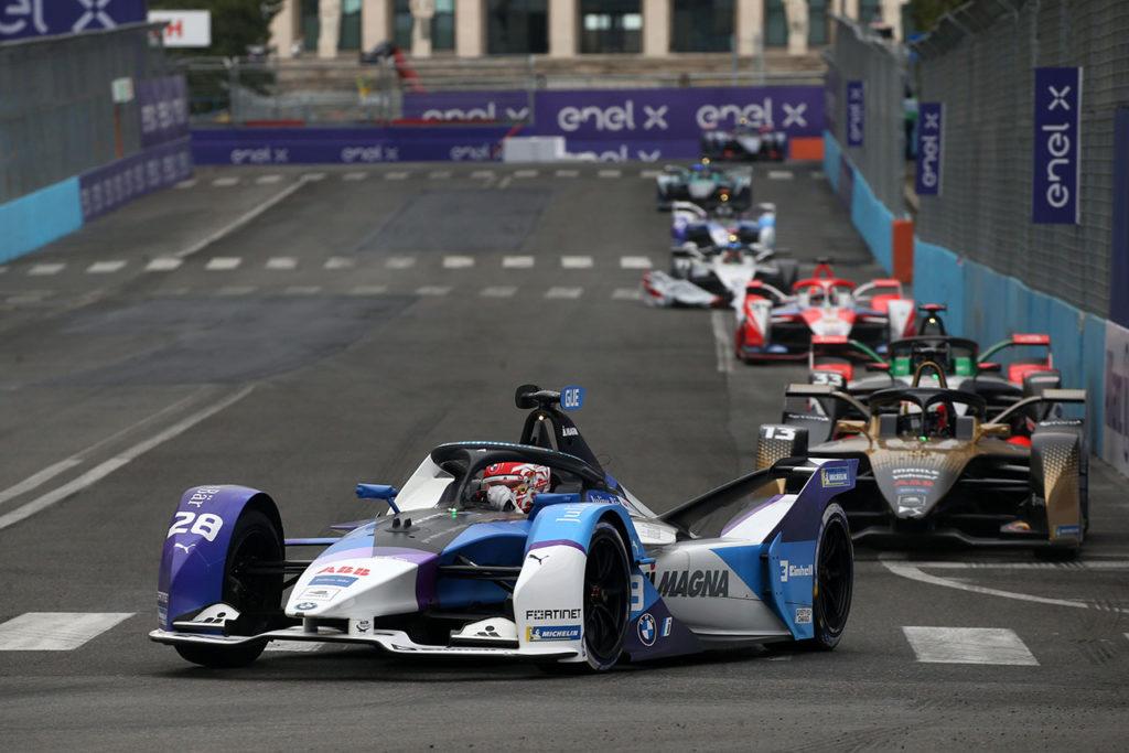 Formula E | BMW agguanta il miglior risultato stagionale a Roma: 5° posto con Guenther
