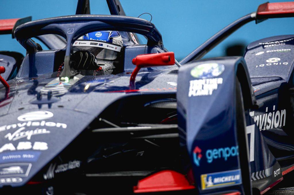 Formula E   Roma, Qualifiche 2: prima pole per il rookie Cassidy con Envision Virgin