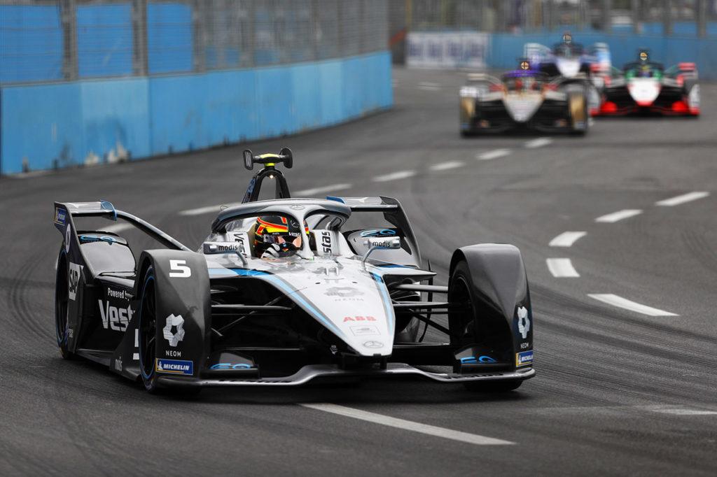 Formula E | Roma, Qualifiche 1: Vandoorne riporta in pole position la Mercedes