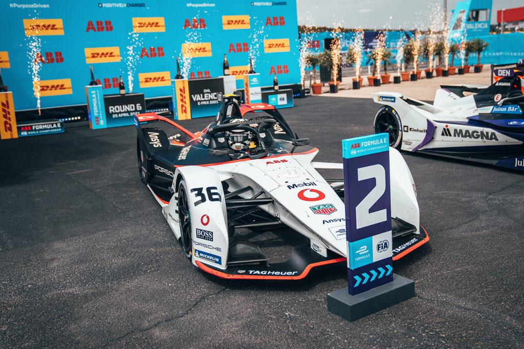 Formula E | Lotterer mette fine al digiuno: primo podio stagionale con Porsche a Valencia