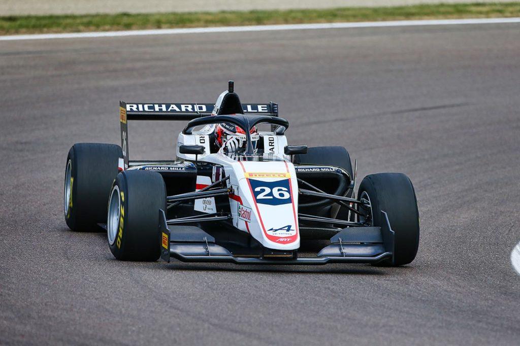 Formula Regional by Alpine   Imola, Qualifiche 1: Saucy firma la prima pole position