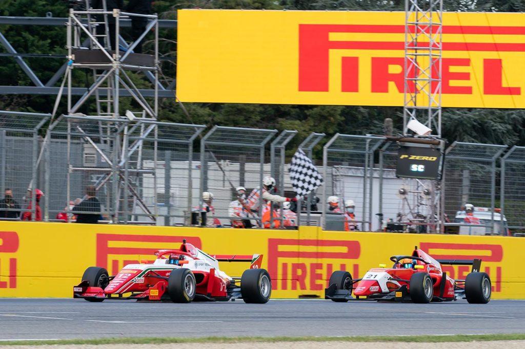 Formula Regional by Alpine | Imola, Gara 1: Vidales perfetto dalla pole con Prema