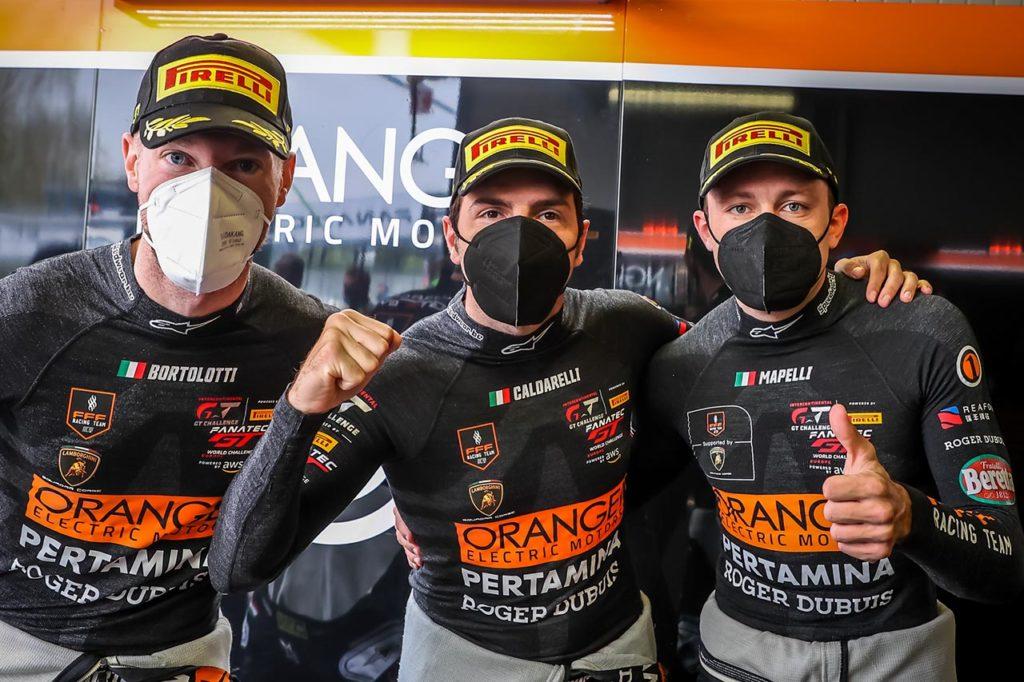 GTWC Europe | 3 Ore di Monza, Qualifiche: Lamborghini in pole con Orange1 FFF Racing Team