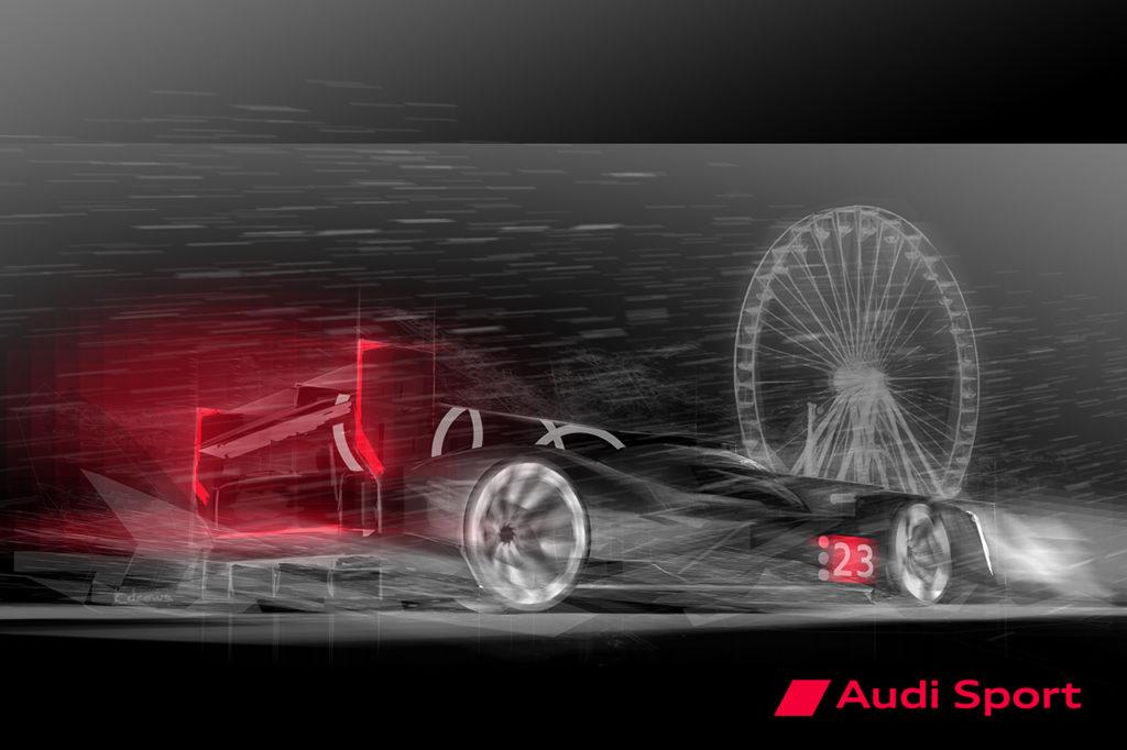 IMSA | Audi svela il concept della nuova LMDh, stretta collaborazione con Porsche