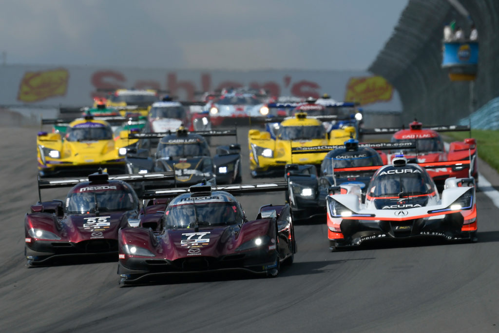 IMSA | Cancellata Mosport Park, doppio appuntamento a Watkins Glen
