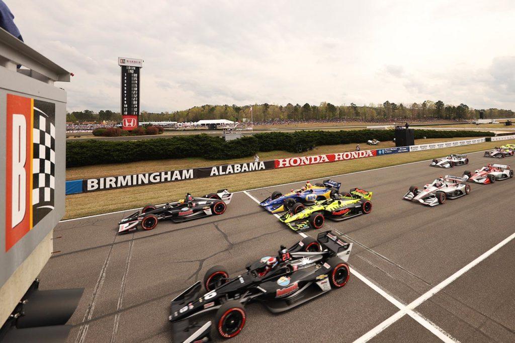 IndyCar | Alabama 2021: anteprima e orari del weekend