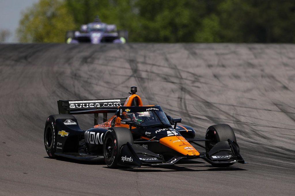 IndyCar | Alabama, Qualifiche: O'Ward come un razzo, pole position con McLaren