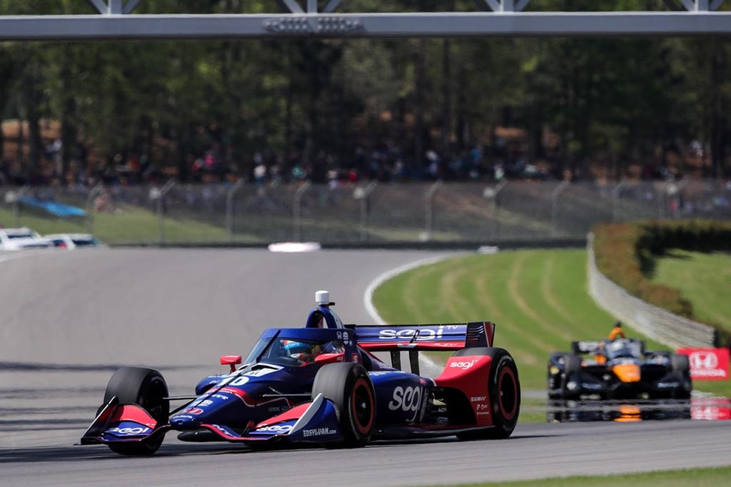 IndyCar | Alabama, Gara: Palou lascia subito il segno con Ganassi, O'Ward 4°