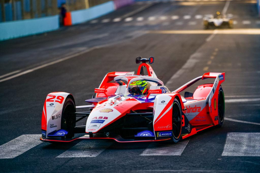Formula E | Sims brilla in Gara 2 a Roma con Mahindra e coglie il 2° posto