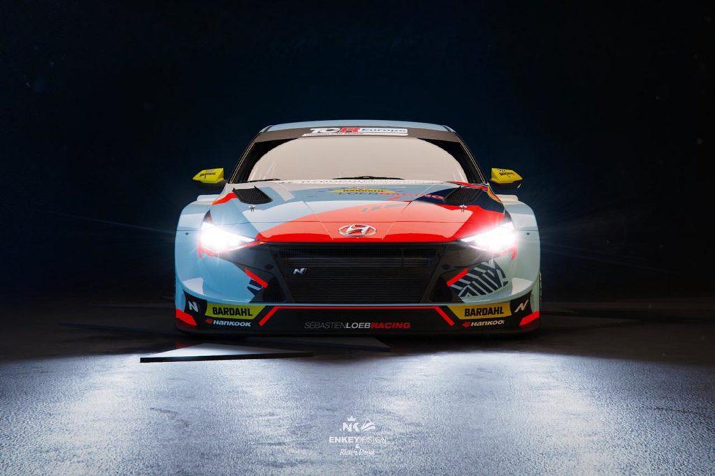 TCR Europe | Quattro Hyundai per Sébastien Loeb Racing, ingaggiati Langeveld e Jelmini