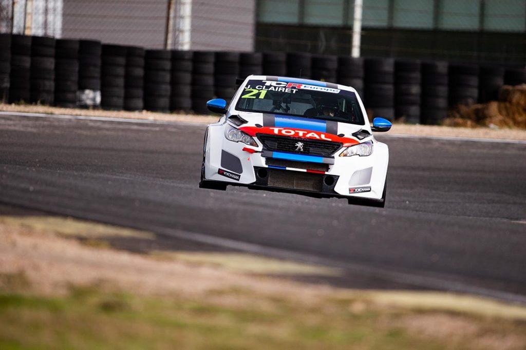 TCR Europe   Due Peugeot e due Cupra per Team Clairet Sport nel 2021