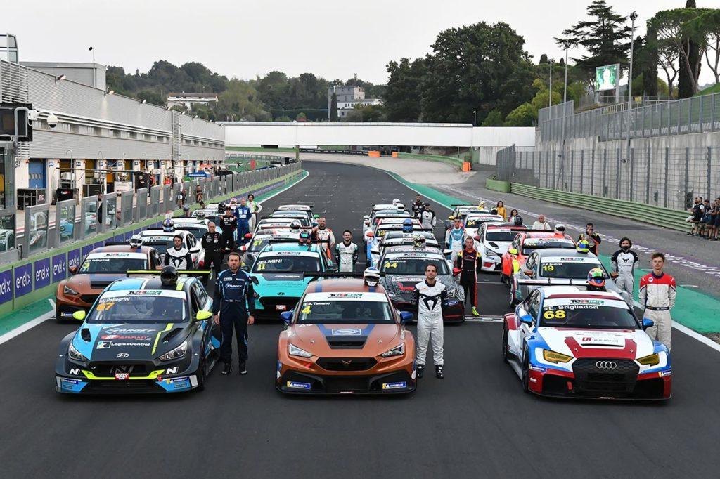 TCR Italy | Variazione al calendario 2021: spostato di una settimana il round di Vallelunga