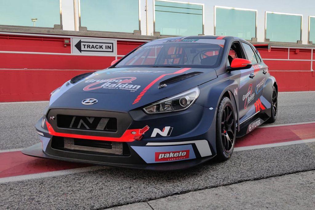 TCR Italy | Ritorna Baldan nel 2021 con una Hyundai di Target Competition